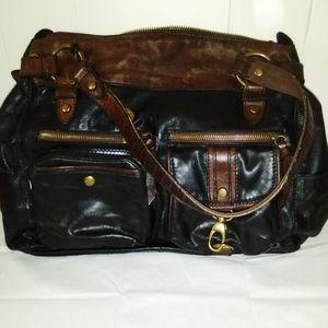 Vintage fossil purse